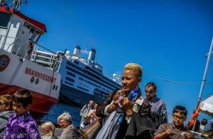 Havn Stavanger Gladmat 2012
