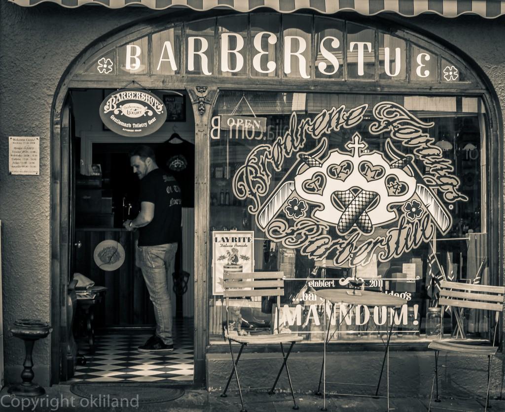 barber stavanger