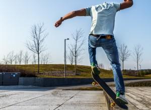 Skater Dag Ivar Nordby