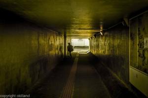 Sandnes undergrund togstasjon