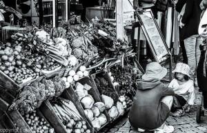 Svart hvitt gladmat Stavanger