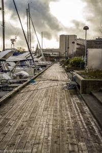 bilde tatt på Sandnes brygge